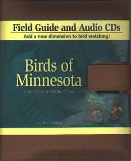 Bird Of Minnesota Field Guide And Audio Cd