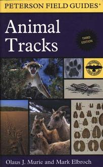 Animal Tracks Field Guide