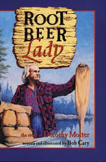Root Beer Lady