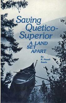 Saving Quetico- Superior