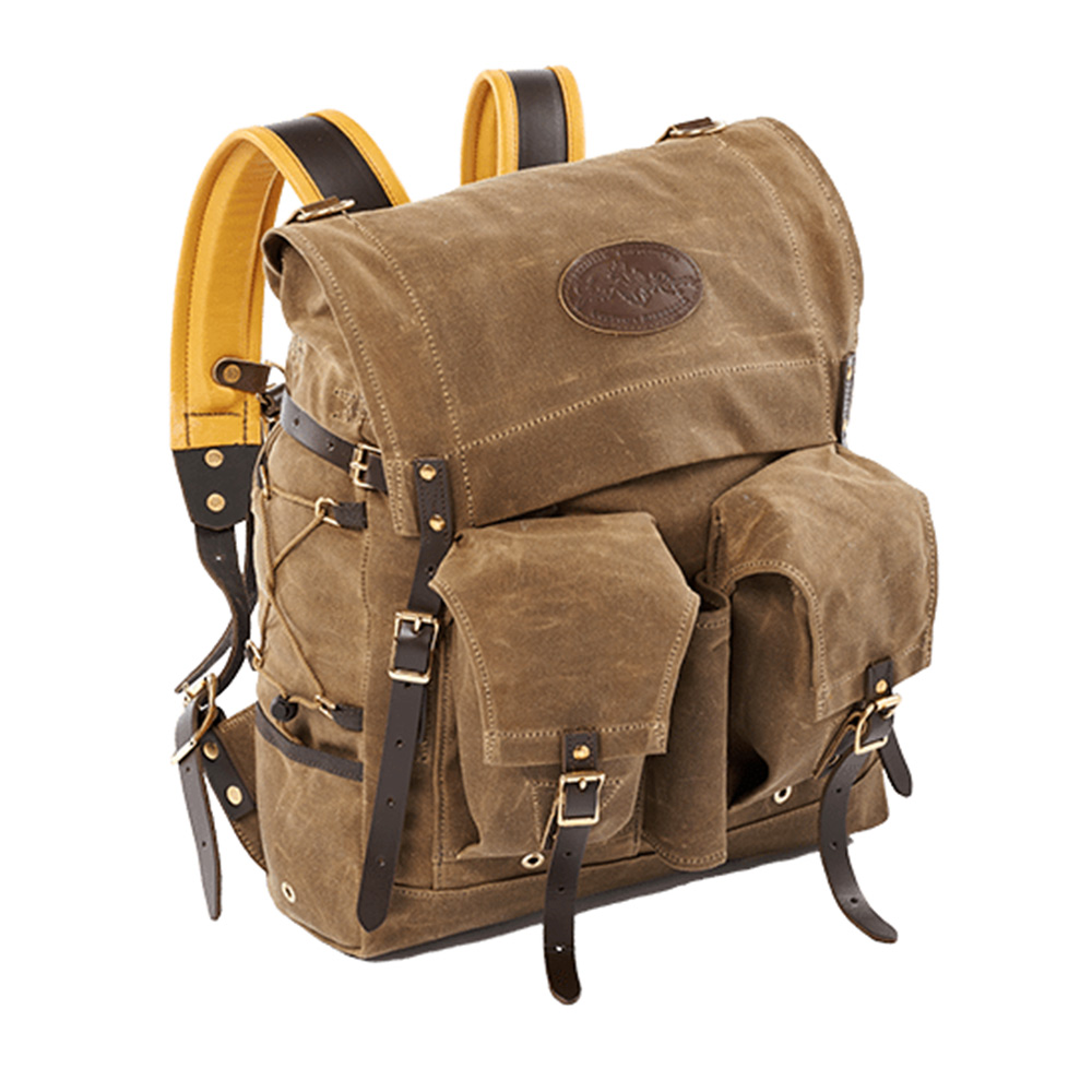 Isle Royale Bushcraft Jr Pack By Frost River Boundary