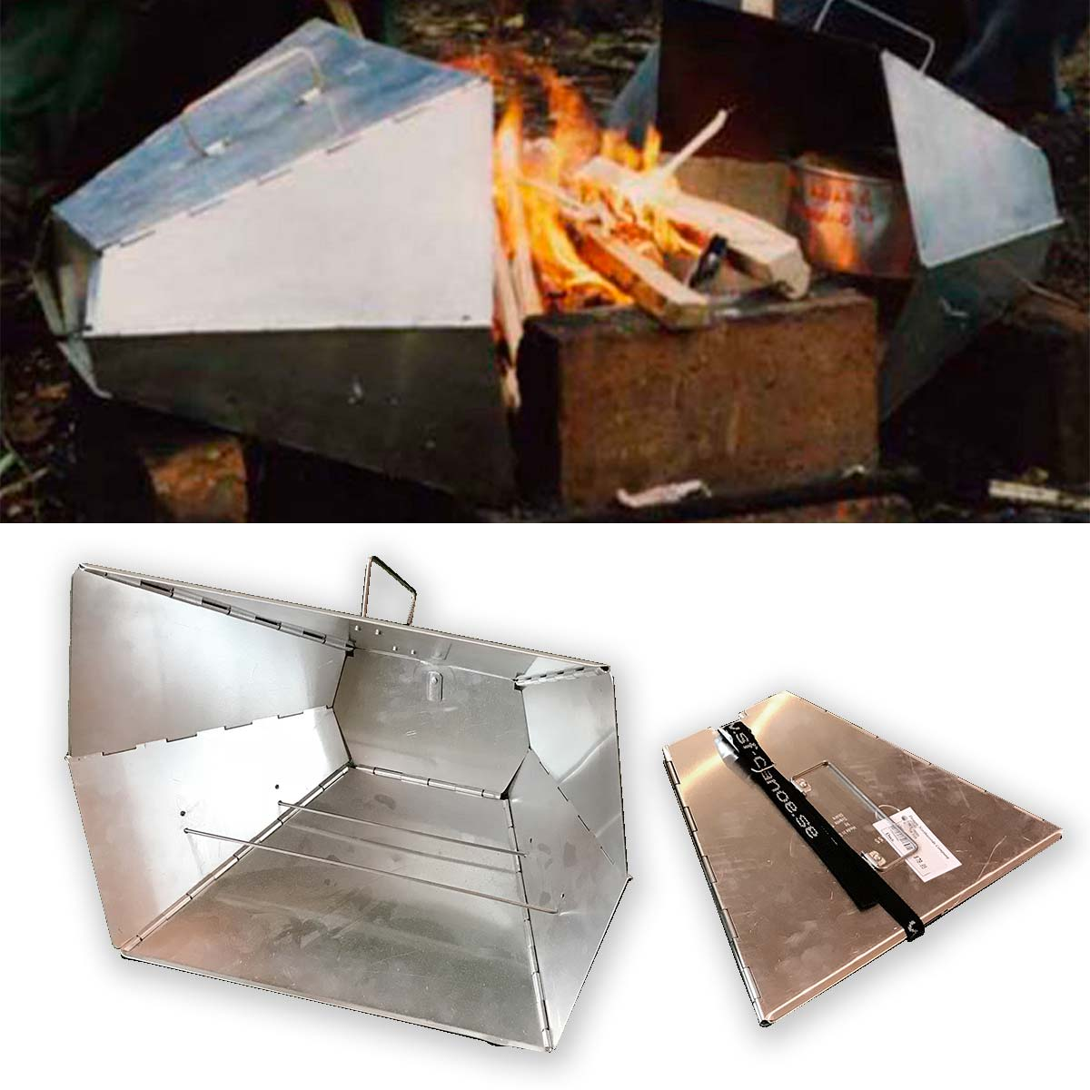 Reflector Oven Campfire Oven Camp Kitchen Gear