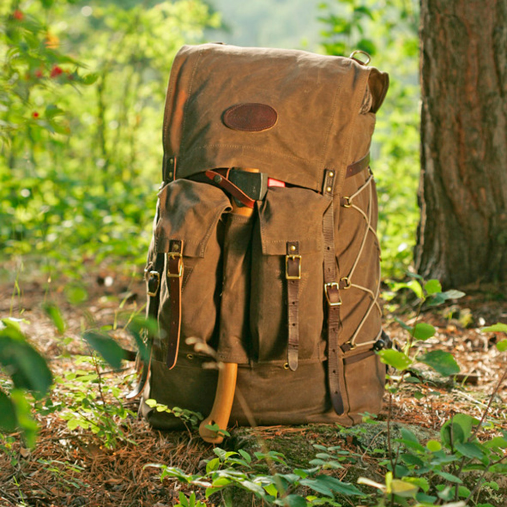 Isle Royale Bushcraft Pack Frost River Boundary Waters