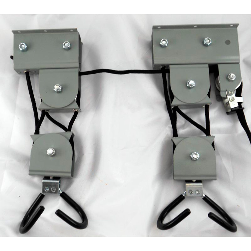 Heavy Duty Pulley Hoist Canoe Storage Boundary Waters
